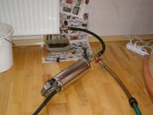 опрессовка системы отопления многоквартирного дома