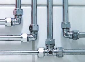 стальные трубы в системе отопления