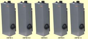 электрокотелы эвпм разной мощности