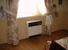 отопление газовым конвектором