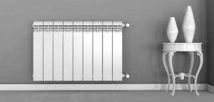 биметаллическая батарея отопления