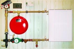 электрокотел галант в системе отопления