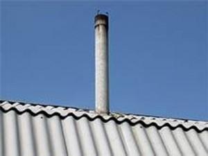 асбестоцементная труба для дымохода