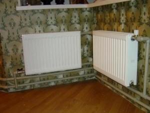 двухтрубная система отопления в доме