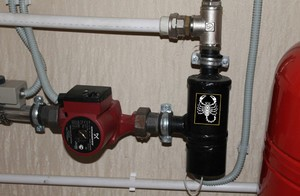 электрокотел скорпион в системе отопления