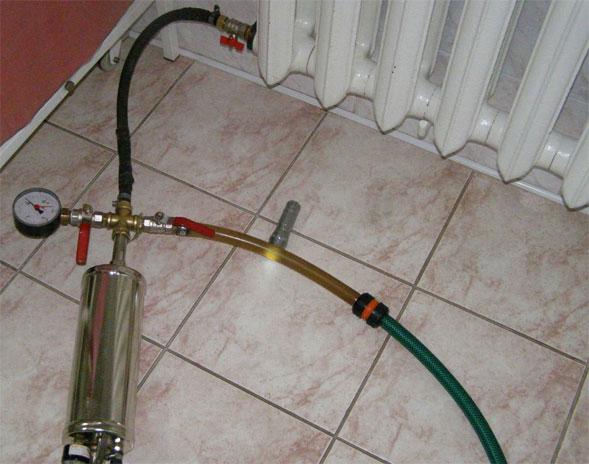 Как промыть систему отопления в частном доме своими руками