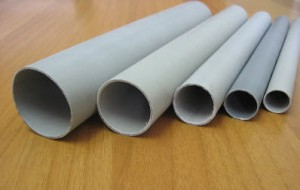 трубы с разным диаметром