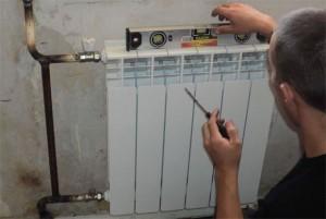 подключение радиаторов отопления в квартире