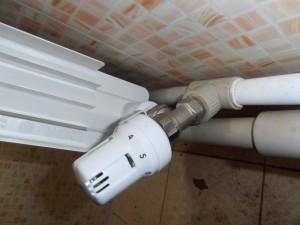 термоклапан в системе отопления