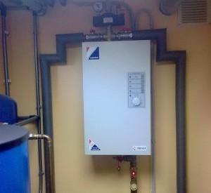 электрокотел эван warmos в системе отопления