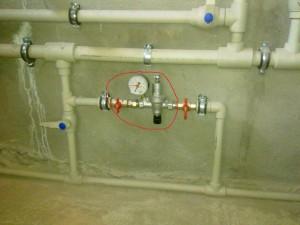 подпиточный клапан в системе отопления