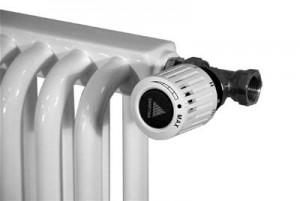 механический термоклапан для отопления