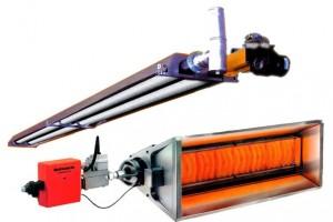 газовое инфракрасное оборудование