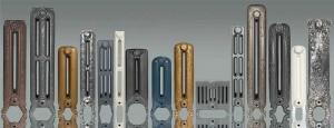 радиаторы отопления разных размеров