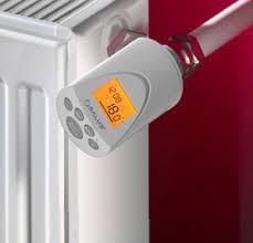 автоматический термоклапан для отопления