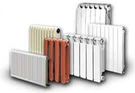 виды батарей отопления
