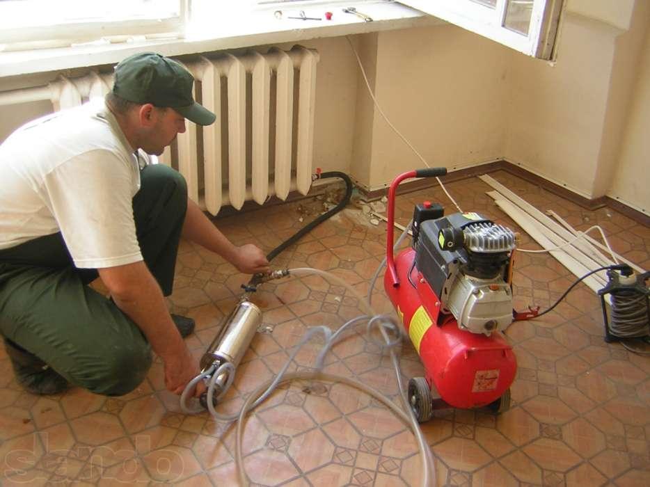 Чем очистить систему отопления в частном доме своими руками