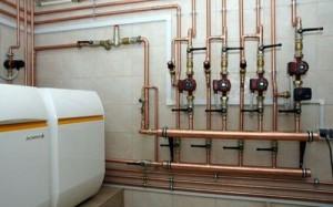 медные трубы в системе отопления