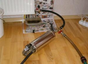 промывка батарей отопления