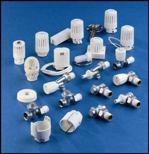 запорная арматура для системы отопления