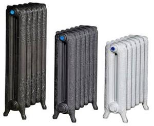 виды чугунных радиаторов отопления