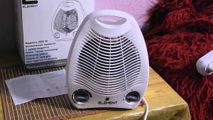 тепловентилятор на даче