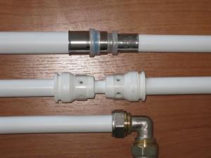 металлопластиковая труба для отопления
