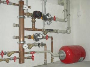 дополнительные устройства для обвязки газового котла