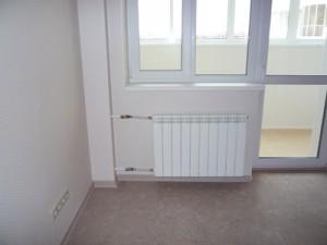 батарея отопления в квартире