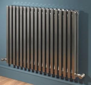 стальной плоский радиатор отопления
