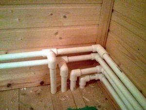 отопление металлопластиковыми трубами