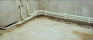 система отопления из металлопластиковых труб