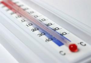 температура в квартире