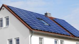 дом с солнечным отоплением