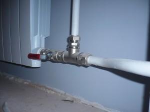 металлопластиковая труба в квартире