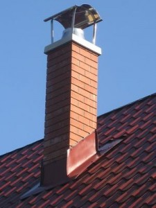 кирпичный дымоходод для газового котла