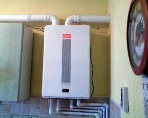 котел в автономной системе отопления