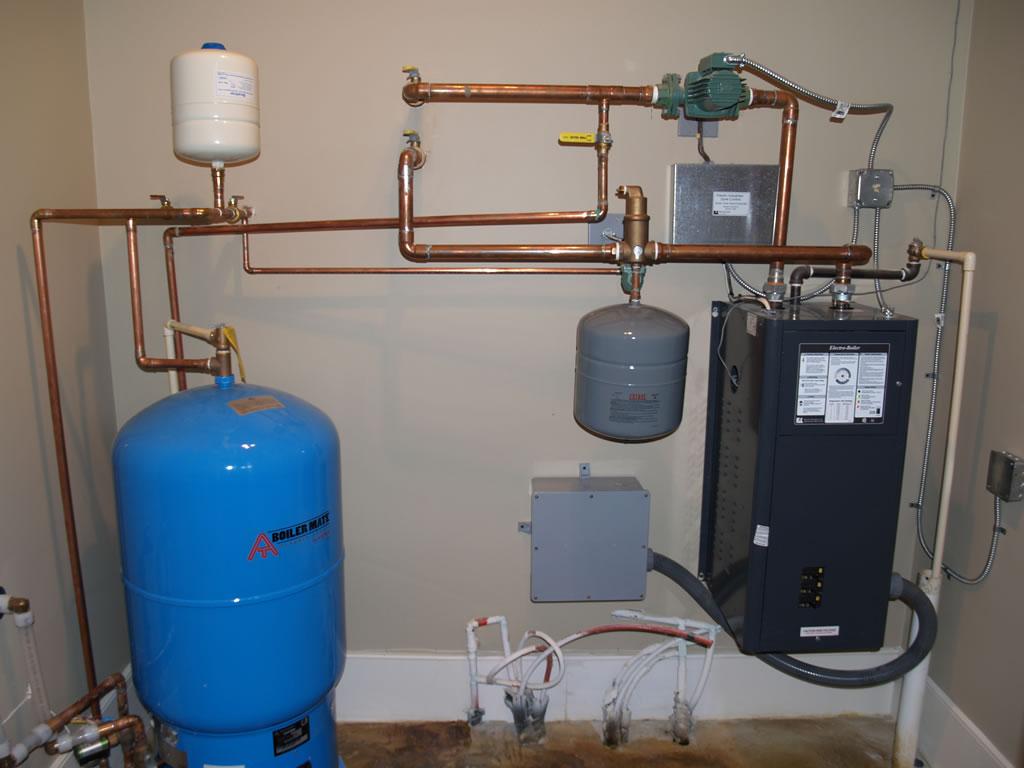 Газовое отопление не своими руками дома