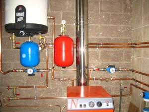 медные трубы в автономной системе отопления