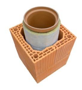 керамическая вытяжная труба