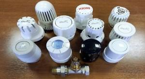 разнообразие термостатов для батареи