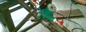 электрический насос в системе отопления отопления