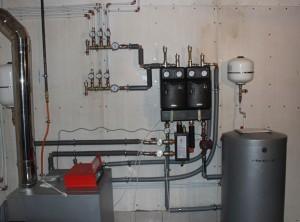 отопление газовое