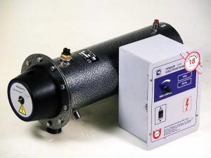 индукционный электрический котёл отопления