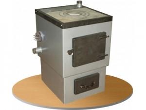 электро дровяной котел отопления
