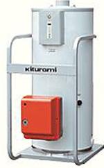 напольный газовый котел kiturami