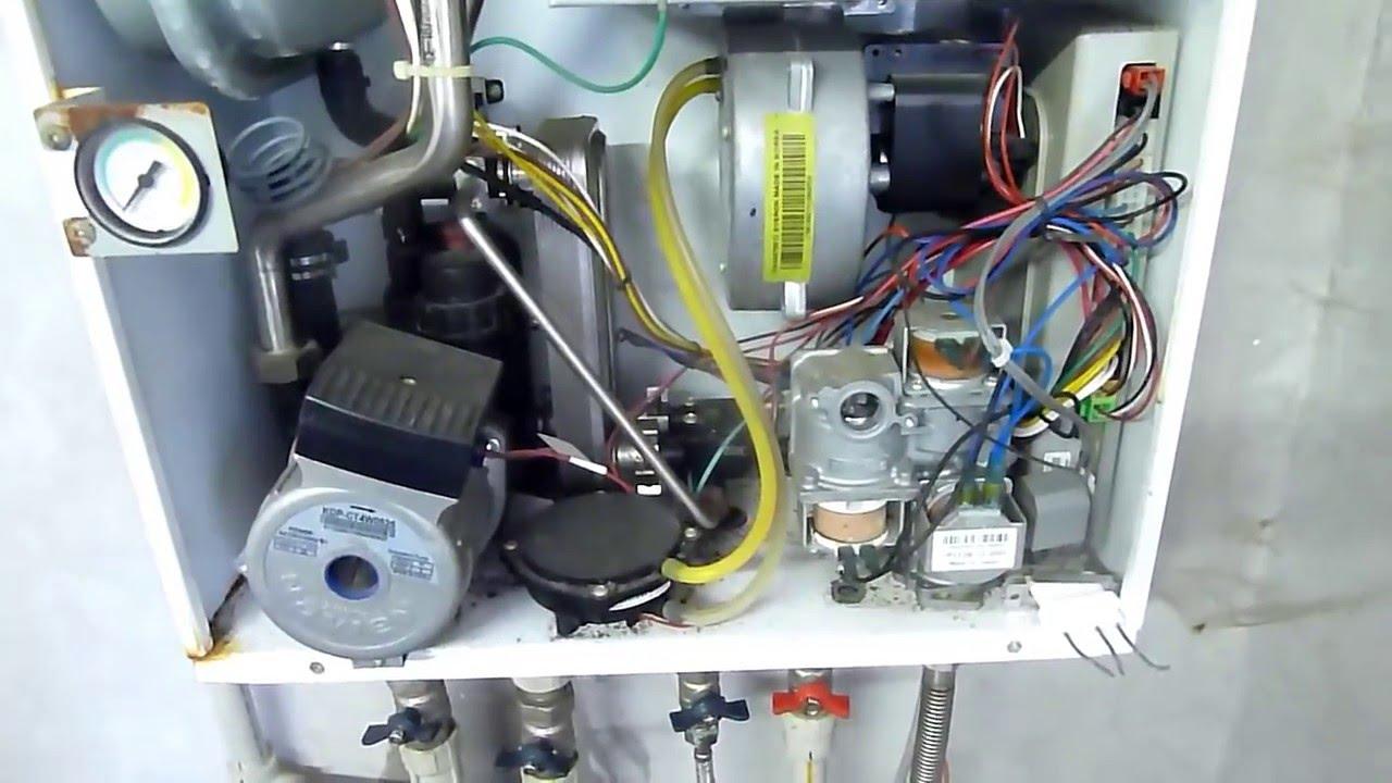 Чем промыть газовый котел навьен своими руками 4