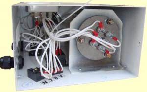 внутренности электрокотла сангай