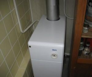 газовый котел сиберия в квартире
