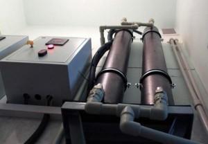 вихревый индукционный электрический котел